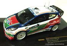 IXO MODELS FORD FIESTA WRC SIMONCELLI UK Test Kirkbride 2011 RAM463 DIECAST