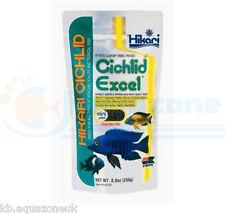HIKARI Cichlid EXCEL Floating  MINI pellet 250g* Medium pellet 250g*