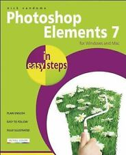 Photoshop Elements 7 in easy steps: For Windows and Mac Vandome, Nick VeryGood