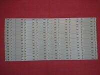 New 16pcs 8LED 700mm LED strip for 65D2000i 65D2060G SVJ650A21 LB-M650-E1-A-SE