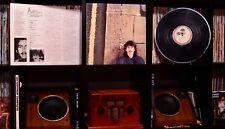 George Harrison ♫ Somewhere in England ♫ RARE Japanese Press Vinyl LP w/Inserts