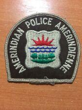 CANADA TRIBAL POLICE - AMERINDIAN AMERINDIAENNE - ORIGINAL!