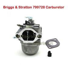 Carburetor Carb For Briggs & Stratton 799728 Replaces 498027 498231 499161 Carby