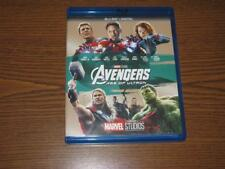 Avengers: Age of Ultron (Blu-ray Disc, 2017) - Marvel Studios Phase 1