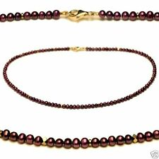 Hämatit-Echtschmuck-Halsketten für besondere Anlässe