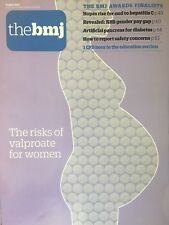 British Medical Journal BMJ 21 April 2018 (No. 8149) 361:43-84