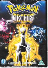 Películas en DVD y Blu-ray animaciones Pokémon