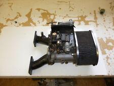 Weber//Dellorto DCOE /& programmabili//SP /& DHLA TWIN carboidrati Pipercross PX600 Filtro dell/'aria