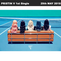 PRISTIN V Like a V 1st Single Album CD+Photobook+Photocard+Vcard KPOP
