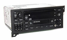 Dodge Chrysler 1992-2003 Car Truck Radio AM FM CD CS w Aux Input in Face RAZ SWC