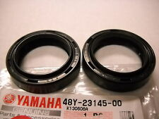 YAMAHA FRONT FORK OIL SEAL IT TT TY DT XT YZ PAIR 48Y-23145-00