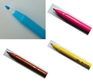 CHACO Quilting Cross Stich Embroidery Fabric Marker WATER Erasable Pen JAPAN