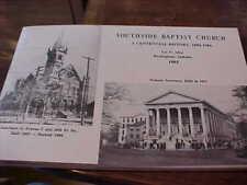 history 5 Points Southside Baptist Church BIRMINGHAM, ALABAMA five points south