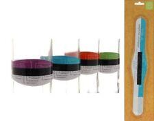 Thermometre a vin  bracelet à lecture digitale BLEU DELICE&CO