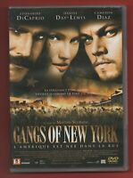 DVD - GANGS OF NEW YORK avec Leonardo DiCaprio, Daniel Day-Lewis et Cameron Diaz