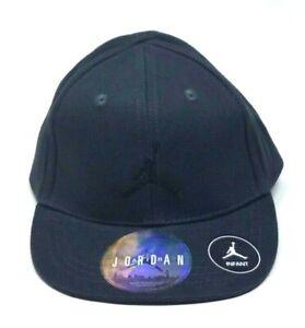 Jordan Sport Cap, Color: Black, Size: Infant