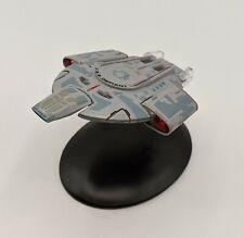 Eaglemoss Star Trek # 9 USS DEFIANT NX-74205 Ship w/BOX No Magazine DS9