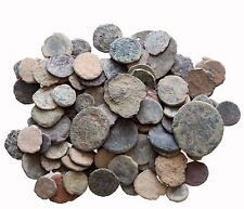 NIce+ LOT OF 6 AE ANCIENT & ROMAN COINS AND ALWAYS BONUS COINS ADDED