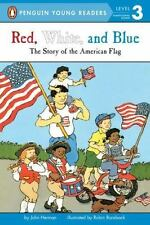 Red, White, and Blue (Penguin Young Readers, L3) by Herman, John, Good Book