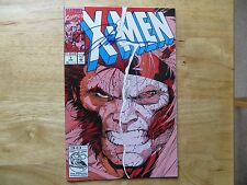 1992 Marvel X-Men # 7 Wolverine As Weapon X Signed Jim Lee Art, With Poa