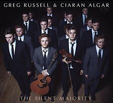 Greg Russell - The Silent Majority [CD]
