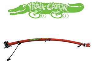 Trail-Gator Bike Towbar - Child's Bicycle Tow Bar - Red