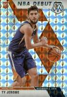 2019-20 Panini Mosaic Ty Jerome Rookie RC NBA Debut Silver Mosaic Prizm #273