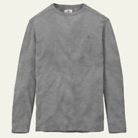 Timberland Men's Herring River Cotton Gray Crew Neck Shirt Style #A1352