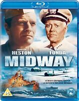 The Battle Of Midway [Blu-ray] [DVD][Region 2]