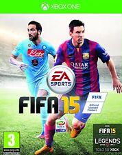 FIFA 15 per XBOX ONE (Nuovo Sigillato)