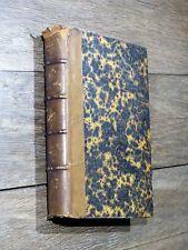 Fables de Florian DIDOT 1858 Ruth & Tobie / Galatée & Estelle / Fables La Motte