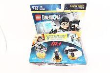 Lego Dimensions M:I MISSION IMPOSSIBLE Level Pack 71248 76 Pcs New DAMAGED BOX