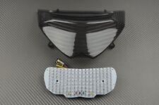 Feu arrière LED fumé clignotants intégrés Suzuki Bandit 1250 S & N 2006-2016