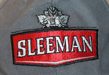 Sleeman Beer Hat Cap Size Small / Medium Beaver Maple Leaf Logo