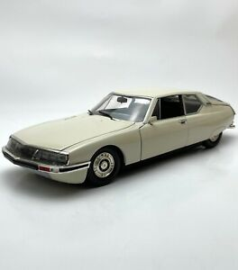 Norev 181584 Citroën SM Sportcupe in weiss extrem selten, OVP, 1:18, D002
