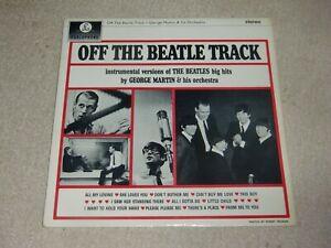 GEORGE MARTIN. OFF THE BEATLES TRACK. PARLOPHONE PCS 3057 (NICE ORIGINAL LP).