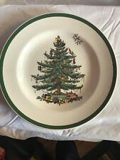 Spode Christmas tree Dinner Plate