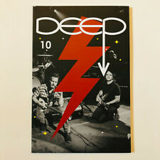 PEARL JAM DEEP #10 2013 Magazine Fanzine Book TEN CLUB 10C!!!!