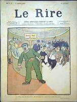 Le RIRE N° 10 du 12 Janvier 1895