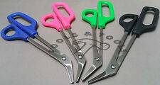 Set di 4 Toe Nail Clippers FORBICI LONG REACH MANICURE PEDICURE chiropody