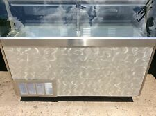 6' Ice Cream Dip Cabinet from Baskin Robbins Store, Hold  12 Tubs, Sharp!