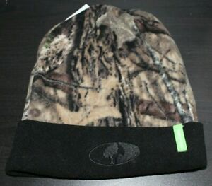 NEW Youth Hunting Camo Hat Beanie MOSSY OAK Kid's One Size Fits