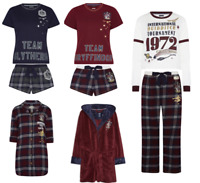Harry Potter Women's Pyjama Sets Gryffindor/Slytherin Nightie Primark NEW Ladies