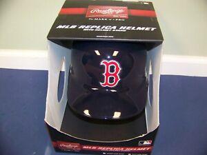 Boston Red Sox Rawlings Full Size Replica MLB Baseball Batting Helmet