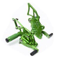 For Kawasaki Ninja 300 2013-2016 Rear Set Footpeg CNC Rearset Shift Brake CNC