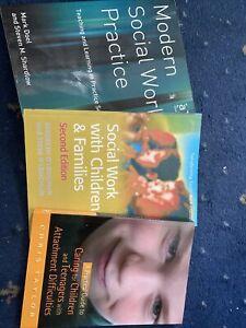 Social Work Books Bundle