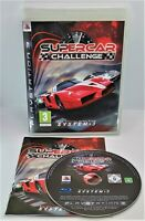 Supercar Challenge Video Game for Sony PlayStation 3 PS3 PAL TESTED