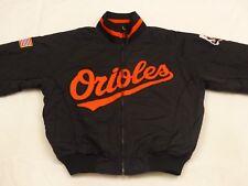 Baltimore Orioles Starter MLB Jacket Vintage Baseball Black Size: M Tip Top