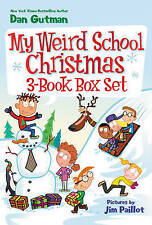 My Weird School Christmas 3-Book Box Set: Miss Holly Is Too Jolly!, Dr. Carbles