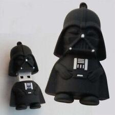 Wholesale 8GB, 16GB Darth Vader Star Wars USB 2.0 Flash Pen Drive Memory Stick